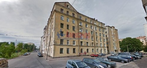 2-комнатная квартира (55м2) на продажу по адресу Выборг г., Морская наб., 36— фото 1 из 16