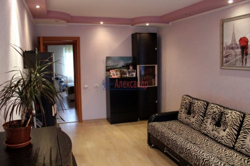 2-комнатная квартира (57м2) на продажу по адресу Выборг г., Приморская ул., 53— фото 1 из 19