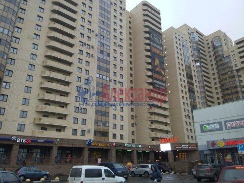 1-комнатная квартира (37м2) на продажу по адресу Бутлерова ул., 40— фото 1 из 6