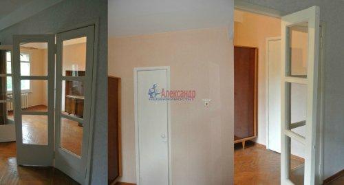3-комнатная квартира (57м2) на продажу по адресу Сертолово г., Заречная ул., 13— фото 1 из 5