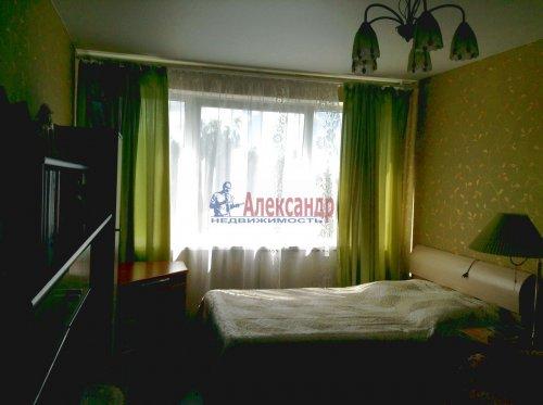 3-комнатная квартира (66м2) на продажу по адресу Сертолово г., Молодцова ул., 1— фото 1 из 7