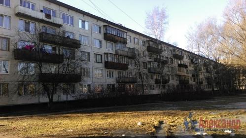 2-комнатная квартира (45м2) на продажу по адресу Антонова-Овсеенко ул., 13— фото 10 из 11