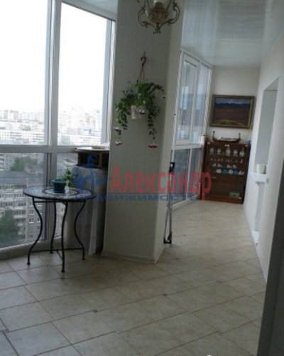 3-комнатная квартира (108м2) на продажу по адресу Луначарского пр., 11— фото 12 из 14