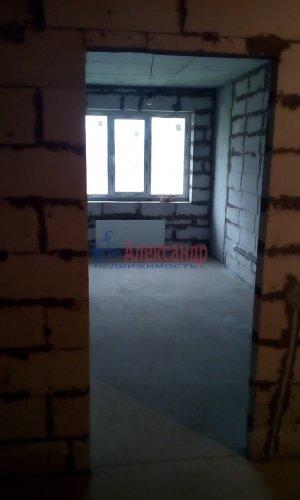 3-комнатная квартира (79м2) на продажу по адресу Лесколово пос., Красноборская ул., 4В— фото 5 из 12