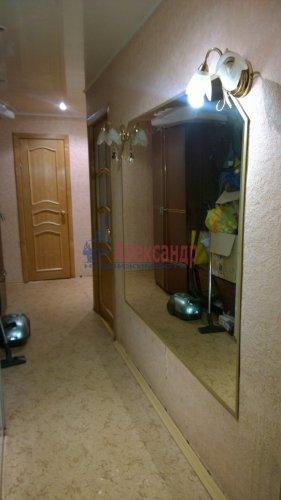 3-комнатная квартира (63м2) на продажу по адресу Пушкин г., Петербургское шос., 13— фото 19 из 23