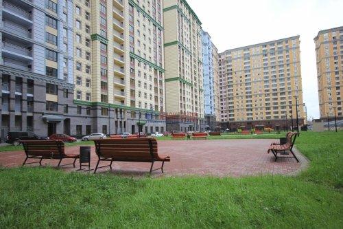 1-комнатная квартира (41м2) на продажу по адресу Московский просп., 73— фото 1 из 10