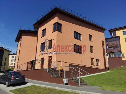 2-комнатная квартира (47м2) на продажу по адресу Мистолово дер., Горная ул., 13— фото 7 из 9