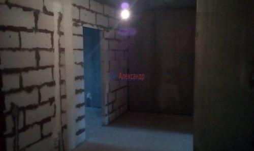 3-комнатная квартира (79м2) на продажу по адресу Лесколово пос., Красноборская ул., 4В— фото 6 из 12