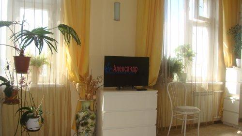 4-комнатная квартира (117м2) на продажу по адресу Кузнецова пр., 22— фото 10 из 21
