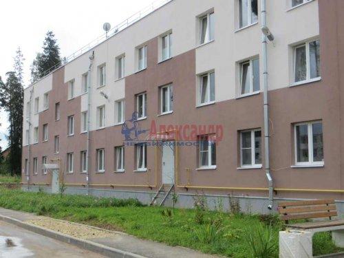 2-комнатная квартира (55м2) на продажу по адресу Сиверский пгт., Красная ул., 33— фото 1 из 8