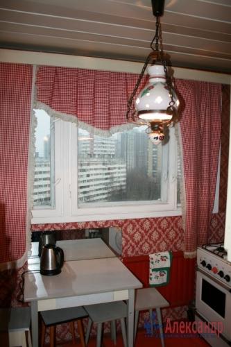 3-комнатная квартира (52м2) на продажу по адресу Руднева ул., 5— фото 5 из 6