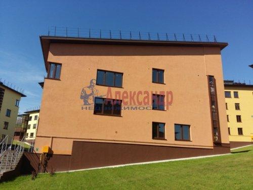 2-комнатная квартира (47м2) на продажу по адресу Мистолово дер., Горная ул., 13— фото 8 из 9