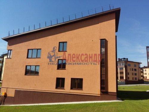 2-комнатная квартира (47м2) на продажу по адресу Мистолово дер., Горная ул., 13— фото 9 из 9