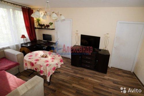 3-комнатная квартира (52м2) на продажу по адресу Науки пр., 12— фото 7 из 12