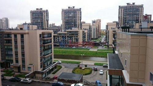 2-комнатная квартира (68м2) на продажу по адресу Адмирала Трибуца ул., 5— фото 1 из 3