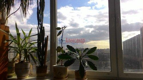 1-комнатная квартира (46м2) на продажу по адресу Науки пр., 17— фото 14 из 18