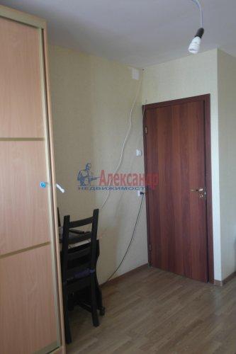 1-комнатная квартира (38м2) на продажу по адресу Бугры пос., Нижняя ул., 9— фото 2 из 4