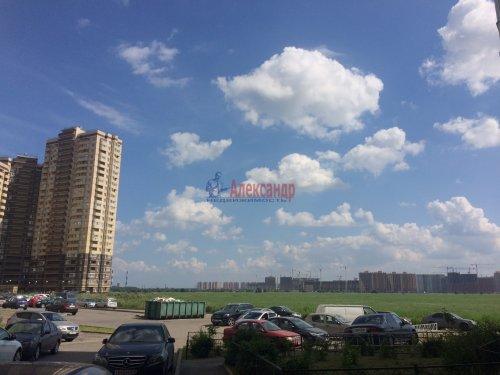1-комнатная квартира (51м2) на продажу по адресу Бугры пос., Полевая ул., 16— фото 14 из 14