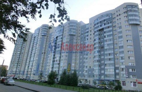 2-комнатная квартира (60м2) на продажу по адресу Гражданский пр., 36— фото 1 из 10