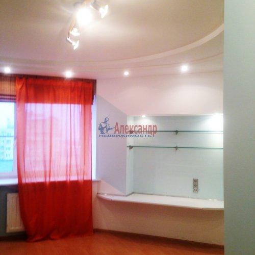 1-комнатная квартира (36м2) на продажу по адресу Комендантский пр., 42— фото 3 из 14