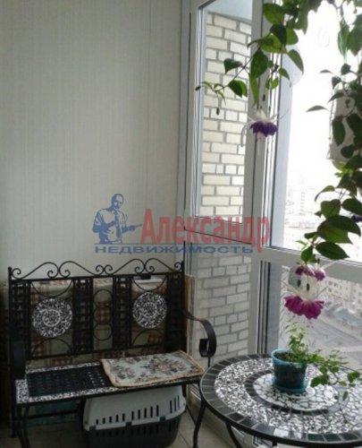 3-комнатная квартира (108м2) на продажу по адресу Луначарского пр., 11— фото 13 из 14