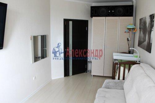1-комнатная квартира (36м2) на продажу по адресу Есенина ул., 1— фото 12 из 24