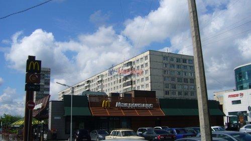 Комната в 2-комнатной квартире (62м2) на продажу по адресу Октябрьская наб., 64— фото 18 из 18