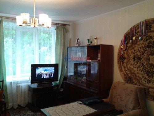 1-комнатная квартира (32м2) на продажу по адресу Кузнечное пгт., Приозерское шос., 16— фото 3 из 14