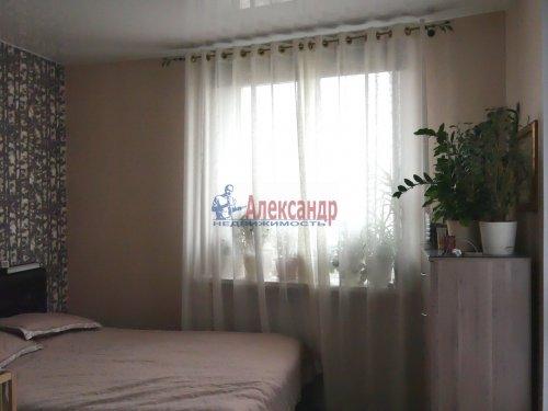 1-комнатная квартира (45м2) на продажу по адресу Всеволожск г., Доктора Сотникова ул., 15— фото 5 из 6