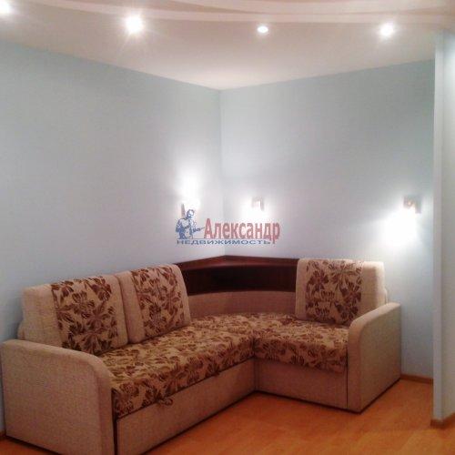 1-комнатная квартира (36м2) на продажу по адресу Комендантский пр., 42— фото 4 из 14