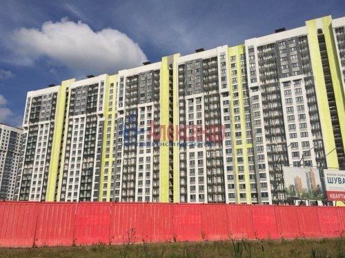 1-комнатная квартира (34м2) на продажу по адресу Парашютная ул.— фото 3 из 6