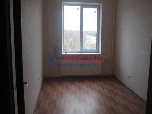 1-комнатная квартира (37м2) на продажу по адресу Всеволожск г., Крымская ул., 4— фото 2 из 5