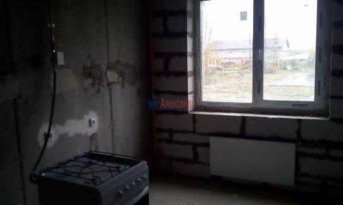 3-комнатная квартира (79м2) на продажу по адресу Лесколово пос., Красноборская ул., 4В— фото 11 из 12