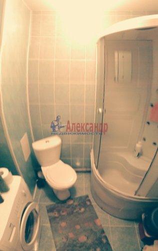 1-комнатная квартира (32м2) на продажу по адресу Мурино пос., Боровая ул., 16— фото 9 из 16