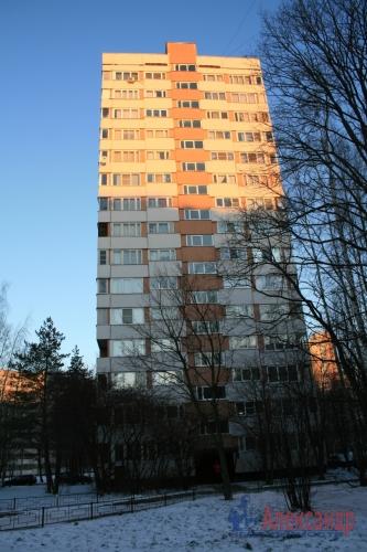 3-комнатная квартира (52м2) на продажу по адресу Руднева ул., 5— фото 1 из 6