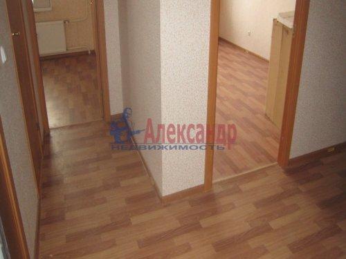 1-комнатная квартира (37м2) на продажу по адресу Всеволожск г., Крымская ул., 4— фото 4 из 5