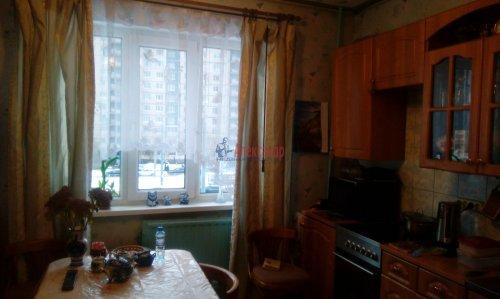 1-комнатная квартира (39м2) на продажу по адресу Косыгина пр., 26— фото 3 из 10