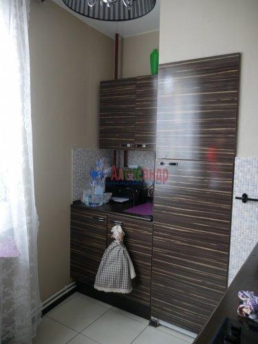 1-комнатная квартира (45м2) на продажу по адресу Всеволожск г., Доктора Сотникова ул., 15— фото 2 из 6