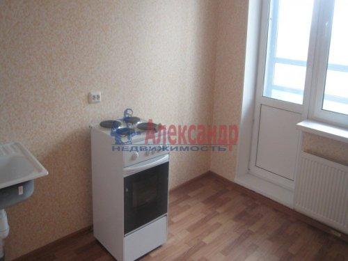 1-комнатная квартира (37м2) на продажу по адресу Всеволожск г., Крымская ул., 4— фото 5 из 5