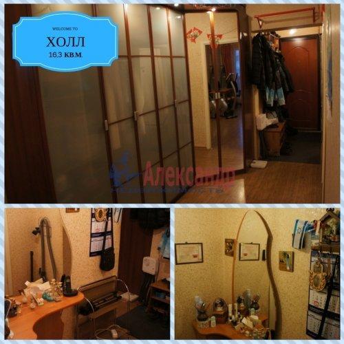 3-комнатная квартира (88м2) на продажу по адресу Тимуровская ул., 23— фото 10 из 16