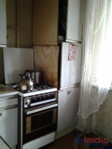 1-комнатная квартира (33м2) на продажу по адресу Октябрьская наб., 124— фото 4 из 5