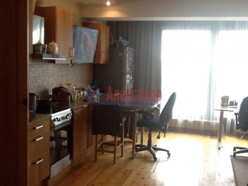 1-комнатная квартира (76м2) на продажу по адресу Большой Сампсониевский пр., 4-6— фото 9 из 14