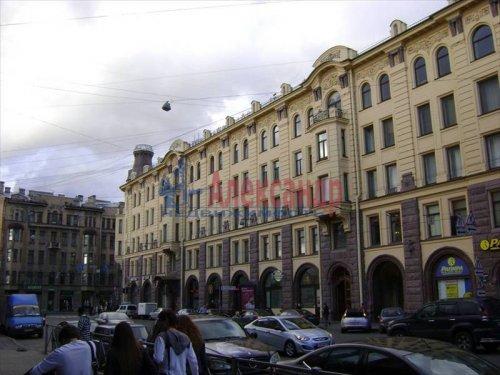 7-комнатная квартира (231м2) на продажу по адресу Звенигородская ул., 2/44— фото 1 из 12