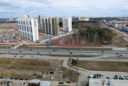 1-комнатная квартира (42м2) на продажу по адресу Шуваловский пр., 37— фото 3 из 14