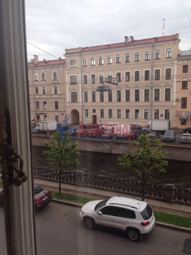 2-комнатная квартира (132м2) на продажу по адресу Канала Грибоедова наб., 96— фото 5 из 18