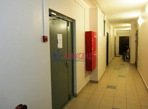 1-комнатная квартира (42м2) на продажу по адресу Шуваловский пр., 37— фото 5 из 14