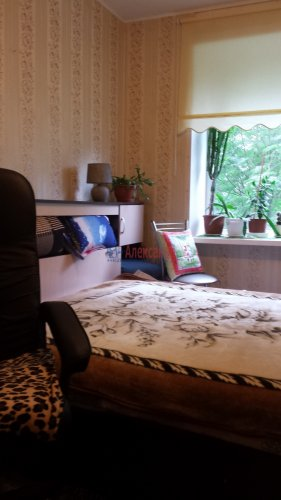 Комната в 4-комнатной квартире (760м2) на продажу по адресу Сестрорецк г., Борисова ул., 9— фото 3 из 9