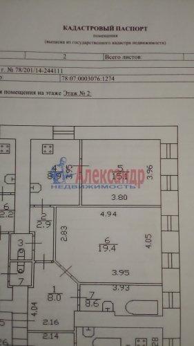 2-комнатная квартира (64м2) на продажу по адресу Льва Толстого ул., 1-3— фото 7 из 7