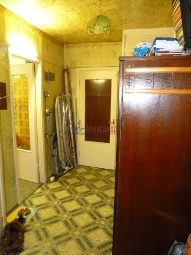 1-комнатная квартира (39м2) на продажу по адресу Пискаревский пр., 52— фото 12 из 16