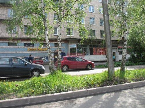 2-комнатная квартира (63м2) на продажу по адресу Павловск г., Слуцкая ул., 7— фото 14 из 15
